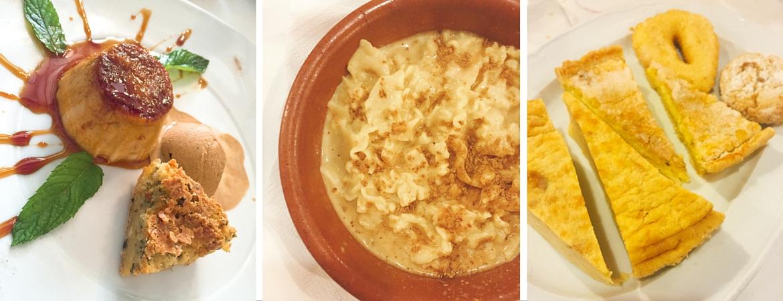 5 postres t picos de ibiza the gourmet journal - Postres para impresionar ...