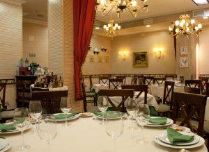 Restaurante Azabache Huelva