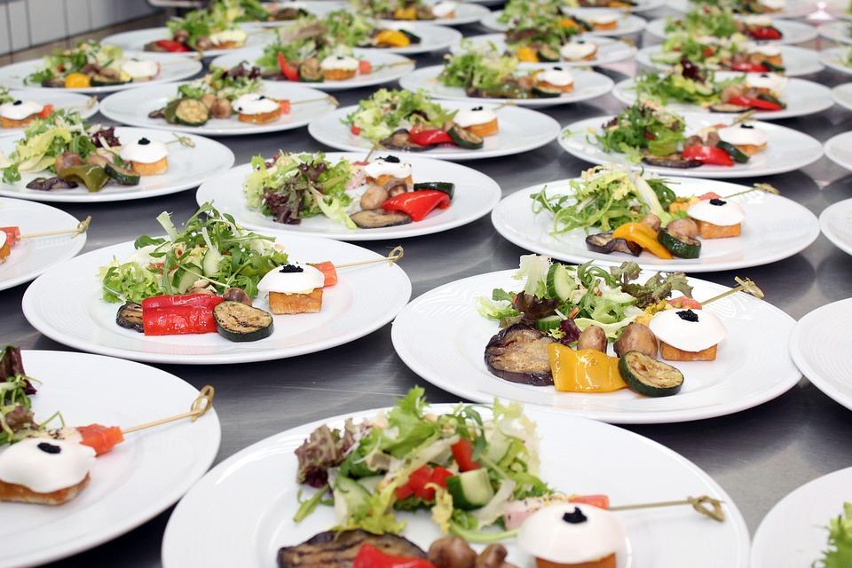 Claves para elaborar un buffet fr o the gourmet journal for Cocktail 80 personnes