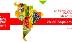 Expoalimentaria Perú 2016