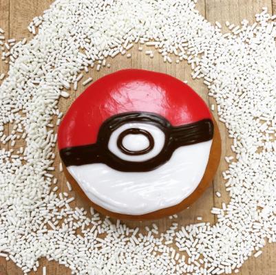Donut customizado - Foto: Dunkin Donuts