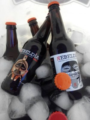 Cervezas Rebeldía