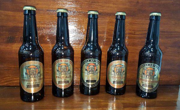 Cervezas Savis