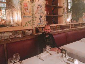 Chef Tulio Zampieri