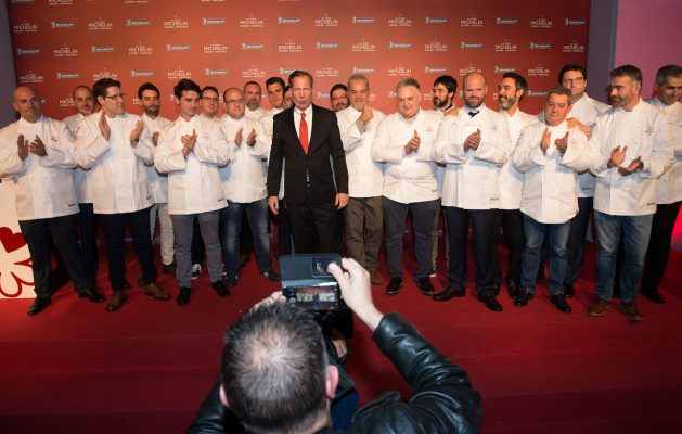 22 restaurantes ostentan una estrella Michelin