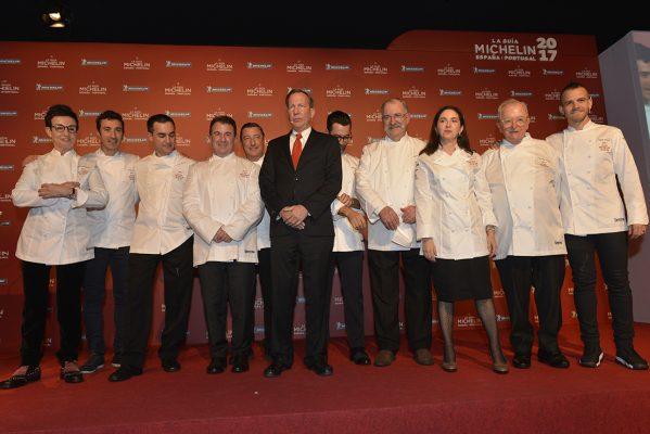 Los 9 restaurantes que ostentan 3 estrellas Michelin