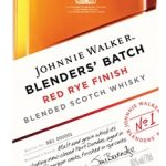 Johnnie Walker Blenders Batch Red Rye
