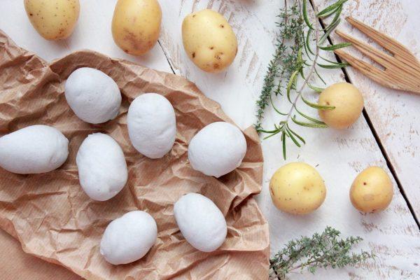 Patatas piedra