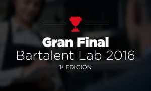 Gran Final Bartalent Lab 2016