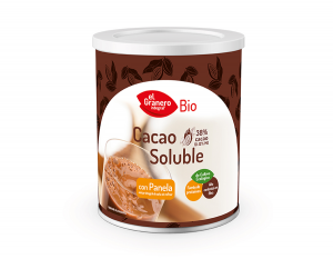 Cacao soluble con Panela