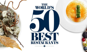 TOP 10 | The World´s 50 Best Restaurants 2018