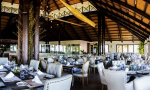 Restaurante Palapa, tres conceptos frente al Mediterráneo