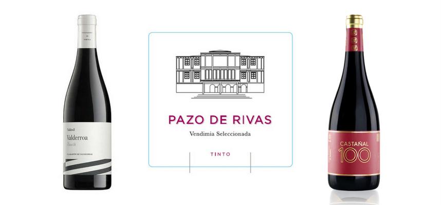 Valderroa, Pazo de Rivas y Castanal