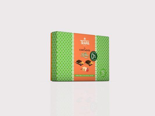 Chocolates con stevia