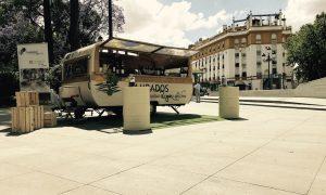 La caravana del vino de Cambados llega a Andalucía