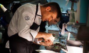 El Top Chef Miguel Cobo cocina #A4Manos
