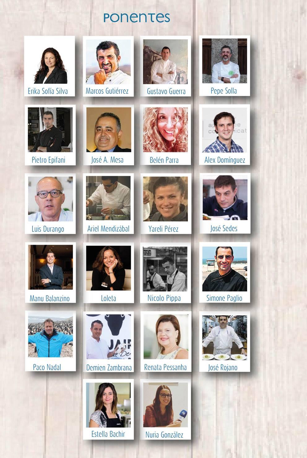 Más de 20 ponentes se dan cita en Taste Fuerteventura
