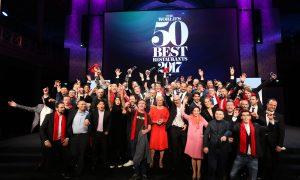 """Barcelona acoge el 15 aniversario de """"The World's 50 Best Restaurants"""""""