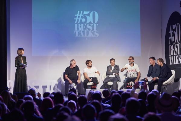 En el marco de #50BestTalks, los chefs conversaron sobre el futuro de la cocina