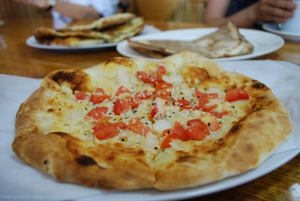 Pizza, un clásico de la comida para llevar