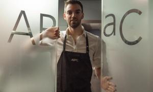 David Andrés, semifinalista de S.Pellegrino Young Chef 2018 España y Portugal