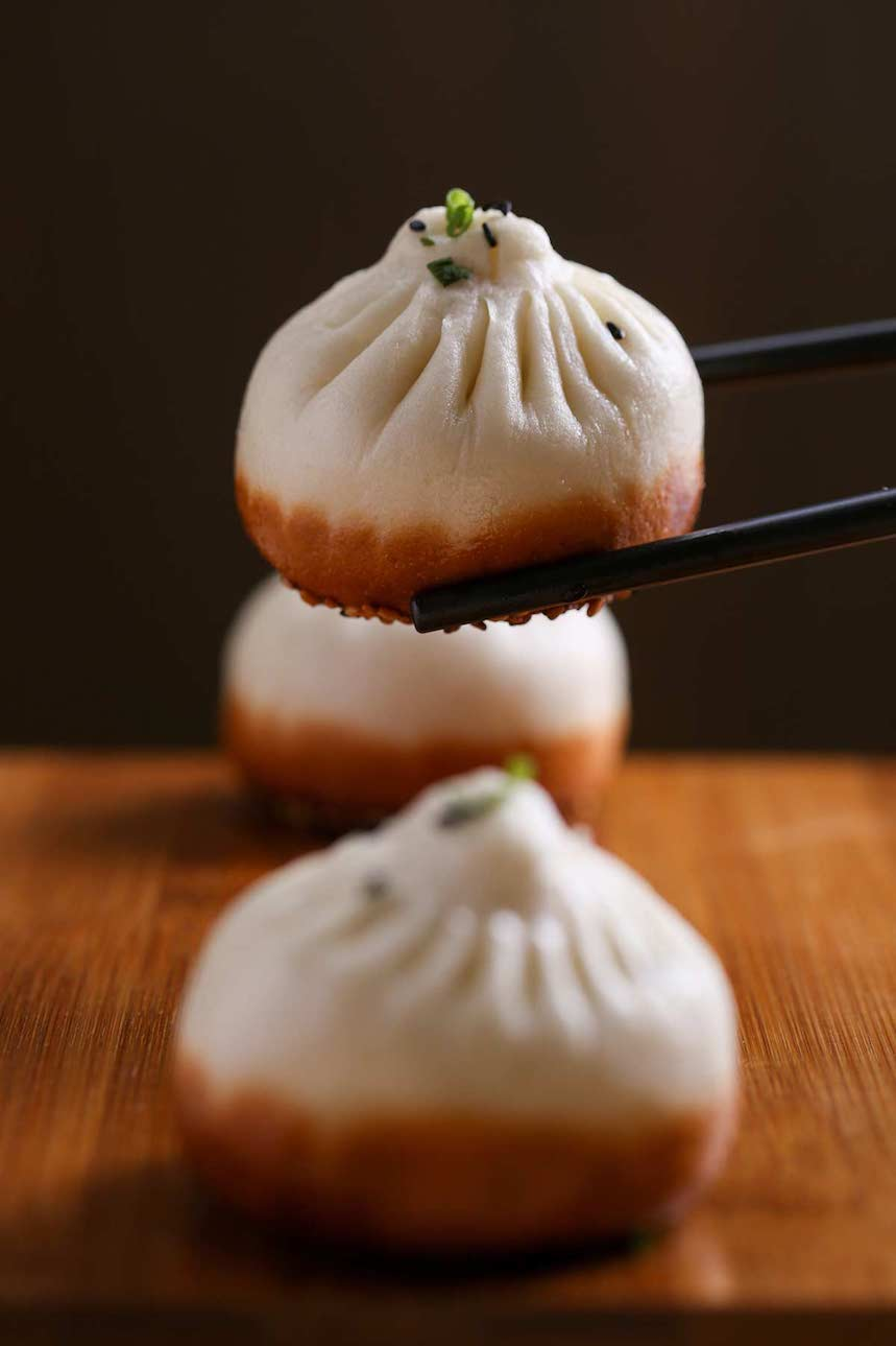 Los Dim Sum son los aperitivos más populares en las mesas de Macao