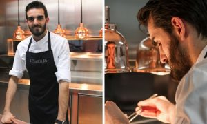Pau Castell, semifinalista de S.Pellegrino Young Chef 2018 España y Portugal