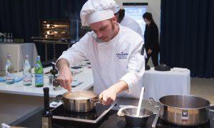 Andrea Ravasio, semifinalista de S.Pellegrino Young Chef 2018 España y Portugal