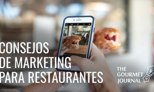 Consejos de marketing para restaurantes
