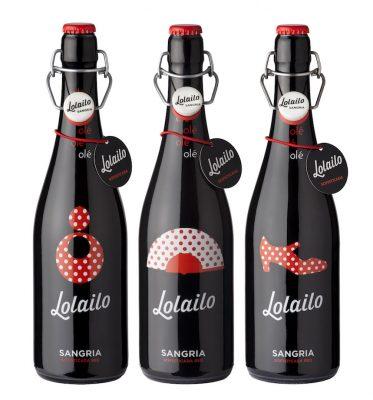 Bebidas con firma española