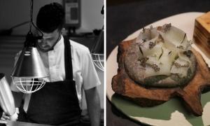 David Rivas, semifinalista de S.Pellegrino Young Chef 2018 España y Portugal