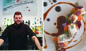 José Abraham Ortega García, semifinalista de S.Pellegrino Young Chef 2018 España y Portugal