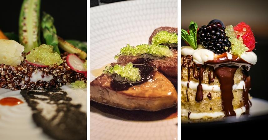 El caviar cítrico puede ser utilizado en elaboraciones saladas y dulces