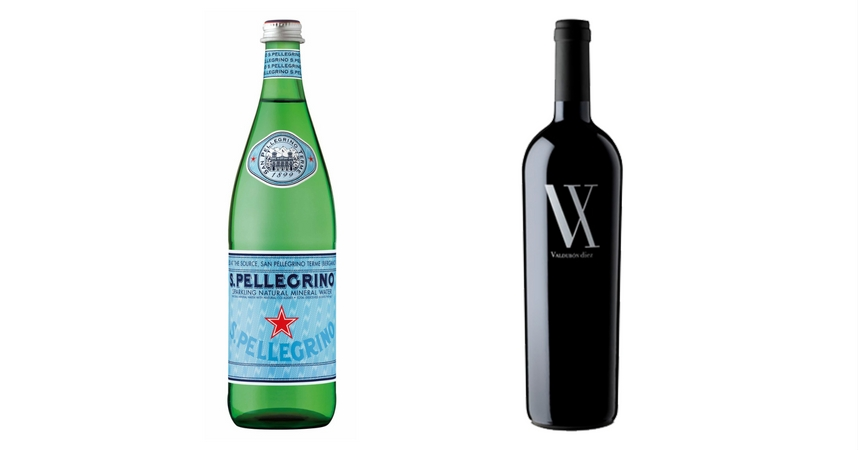 S.Pellegrino y Valdubón X