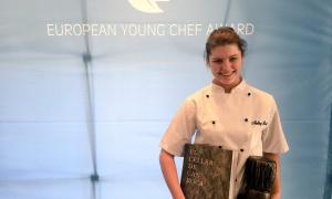 La irlandesa Aisling Rock se alza con el premio European Young Chef Award 2017