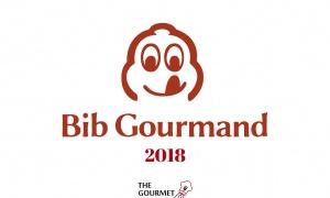 Restaurantes Bib Gourmand de España y Portugal 2018