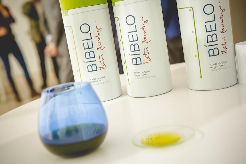 Bíbelo, el aceite de oliva virgen extra de Martín Berasategui