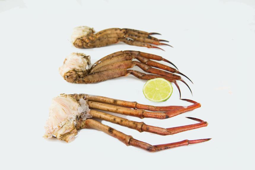 Cuerpos de cangrejo