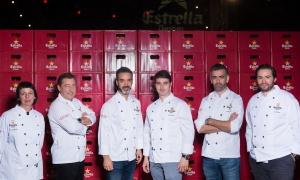 6 cocineros se dan cita en Estrella Damm Gastronomy Congress Lisboa