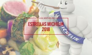 Listado completo de Estrellas Michelin 2018