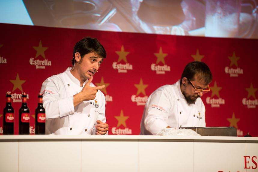 Fran Lopez, Restaurante Villa Retiro (1 estrella Michelin)