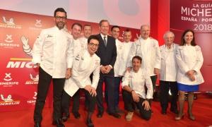 Estrellas Michelin 2018: Todos los detalles de una gala exclusiva