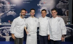 David Andrés representará a España y Portugal en la final de S.Pellegrino Young Chef 2018