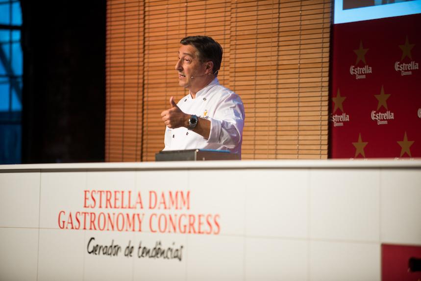 Joan Roca, jefe de cocina de El Celler de Can Roca, hablo de los 30 años de su restaurante
