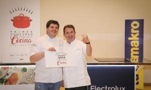 Jorge Lozano, primer premio del Concurso Internacional de Cocina con Ibérico