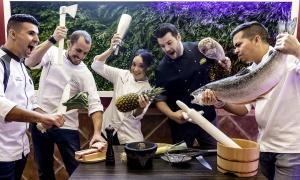 El Restaurante Kume reúne a Palodú y Tikus