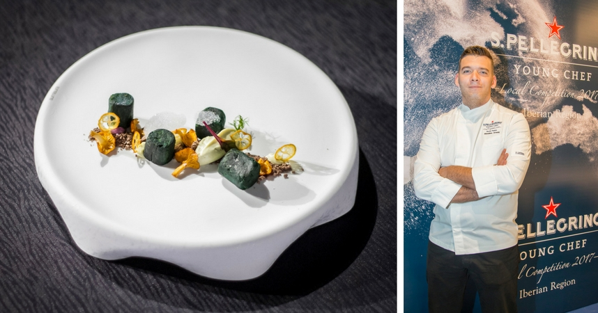 Massimo Arienti reivindicó los sabores de su tierra natal