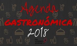 Agenda gastronómica para 2018