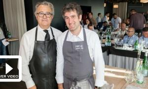 Josean Alija y Juan Muñoz, pureza y armonía gastronómica