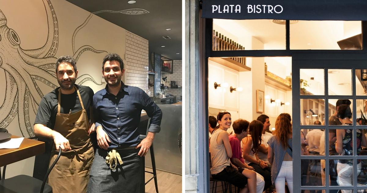 Resultado de imagen de restaurante Plata Bistro